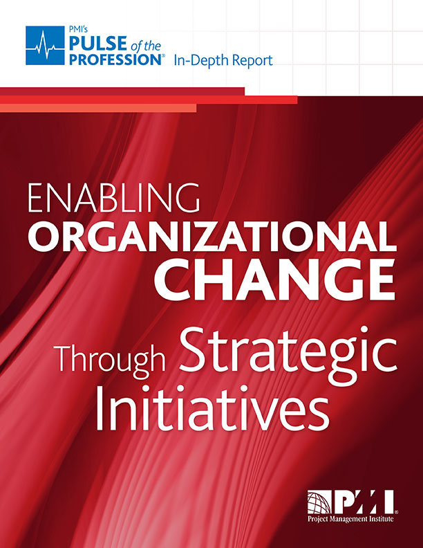 Organizational change management report reveals the three practices that organizations successful at change management do to improve performance and gain a competitive advantage.
