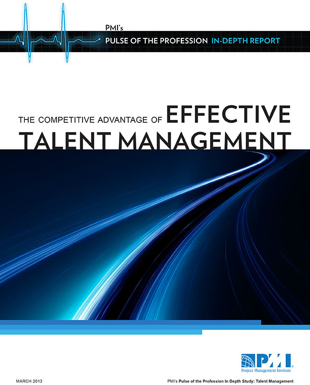Explore the link between alignment of talent management strategy to project management performance and organizational success.